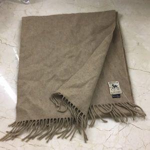 Hilltop Brand Cashmere scarf
